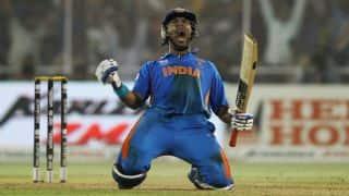 Yuvraj Singh and the joy of old heroes in India vs Australia 2015-16
