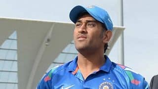 MS Dhoni equals Mohammad Azharuddin's record for registering most wins as ODI captain