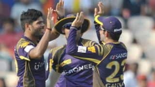 Umesh likely to play for KKR in match against KXIP