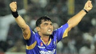 IPL 2014: Rajasthan Royals restrict Sunrisers Hyderabad to 133/6