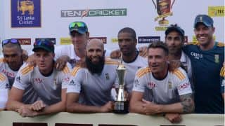 Hashim Amla: Credit to Sri Lankan spinners for making things difficult