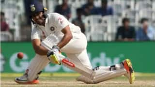 Duleep Trophy 2019: Karun Nair's 92 helps India Red reach 163/2 on opening day of contest against India Blue