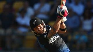 New Zealand announce 13-man squad for Australia series; Brendon McCullum to lead