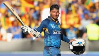 Mathews hails Dilshan, Sanga for SL's win vs BAN in ICC World Cup 2015