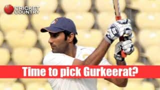 Gurkeerat Singh's inclusion in India's playing XI vs South Africa in 2nd Test might be a gamble worth taking