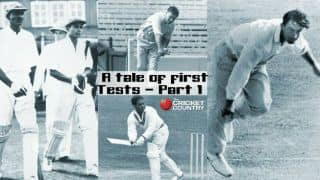 India in England: A tale of first Tests — Part 1 of 2