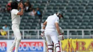 Ishant Sharma's bowling praised by Hashim Amla after Day 2 of 1st Test