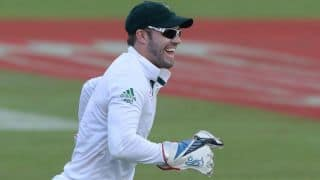 AB de Villiers becomes second South African to 200 Test dismissals