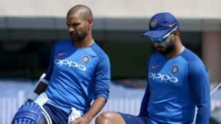 Isn't fair to compare Rishabh Pant with MS Dhoni says Shikhar Dhawan