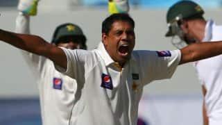 Zulfiqar becomes 2nd oldest Pak cricketer on ODI