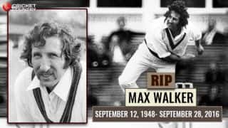 Max Walker: 12 facts from the life of Australian bowler