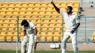 Mithun: Karnataka have put in a lot of effort for Ranji Trophy