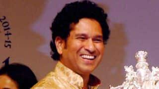 Sachin Tendulkar: I am always in for technology in cricket