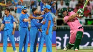 India vs South Africa, 4th ODI, Preview and likely XI: AB de Villiers can become a barrier in India's historic victory