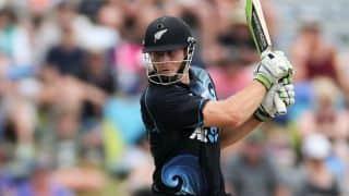 India vs New Zealand 2014, 1st ODI at Napier: Shami gets Guptill, New Zealand 33/2 in 8 overs
