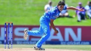 पहले ही रणजी मैच में शिवम मावी का कहर, गोवा को सस्ते में समेटा