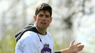 Alastair Cook: Will 'take a while to get used to' not being England captain