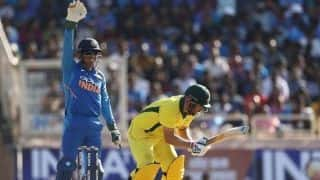 Ball-tracking under scrutiny after Aaron Finch's lbw dismissal