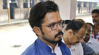 Sreesanth files petition in HC against BCCI to play Scotland Club