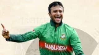 शाकिब अल हसन ने साथी गेंदबाजों को सराहा, बल्लेबाजों को कोसा