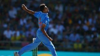 India pacers Barinder Sran, Dhawal Kulkarni continue their stellar show against Zimbabwe in 2nd ODI at Harare