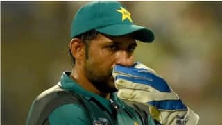 Sarfraz Ahmed: No one wants to lose a World Cup match like that