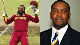 Chris Gayle vs Dave Cameron: Letting the willow silence an immature board official