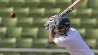 Soumya Sarkar added to Bangladesh Test squad with Shakib doubtful