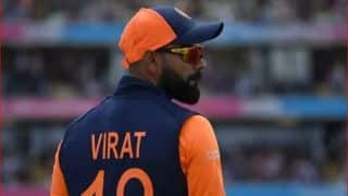IND vs ENG: Virat Kohli defends MS Dhoni's slow batting against England