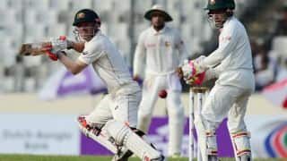 'Overpaid prima donna' cricketers shamed by Australian media after humiliating defeat to Bangladesh