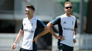 Stuart Broad: To go into the company of Wasim, Waqar and Walsh, Ambrose is a huge honour