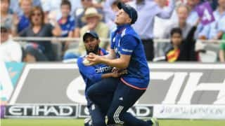 England vs West Indies: Joe root takes stunning catch to dismiss Chris Gayle