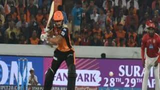 IPL 2018: SRH's Manish Pandey scores slowest fifty