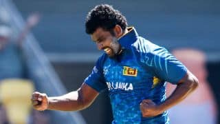 Excited to part of World XI for T20I series vs Pakistan, says Thisara Perera