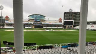 Cricket World Cup 2019: Indian cricket team forced to cancel training at Trent Bridge due to rain