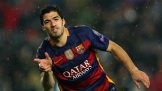 Luis Suarez beats Gonzalo Higuain to win his second Golden Shoe award