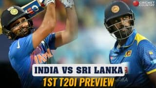 India vs Sri Lanka, 1st T20I preview and likely XIs: Rohit Sharma looks to make captaincy debut memorable
