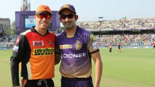SRH vs KKR, IPL 2017 Eliminator: Points table or Super Over to decide winner if rain plays spoilsport