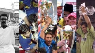 VIDEO: A history of the World Cup: 1975 to 2015