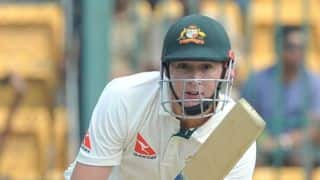 The Ashes 2017-18: Ricky Ponting advises the dropped Matthew Renshaw to move on and focus on basics
