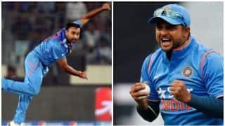 Suresh Raina, Amit Mishra fail fitness test for India A selection