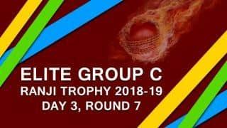 Ranji Trophy 2018-19, Group C, Round 7, Day 3: Uttar Pradesh crush Tripura by an innings and 384 runs