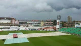 India vs England 5th Test at The Oval: Rain may play spoilsport