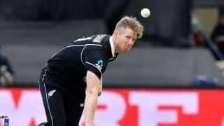 AFG vs NZ: जेम्स नीशम के पांच विकेट हॉल से अफगानिस्तान 172 पर ढ़ेर