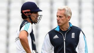 Moores non-committal on Cook's ODI captaincy