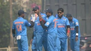 Blind T20 World Cup 2017: India secure semi-final berth