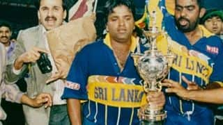 Arjuna Ranatunga: The man who took Sri Lanka to World Cup glory