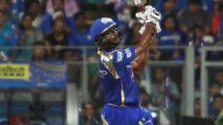 Mumbai Indians vs Rajasthan Royals, IPL 2015 Match 32 at Mumbai