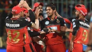 IPL-12: Brendon McCullum, Chris Woakes among nine players released by Royal Challengers Bangalore