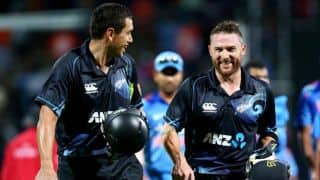 New Zealand beat India 3-0 in ODI series